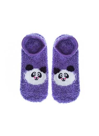 Twigy Çorap Mor